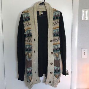 BKE long cardigan from Buckle